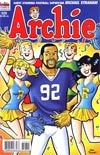 Archie #626 Regular Dan Parent Cover