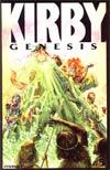 Kirby Genesis #5 Regular Alex Ross Cover