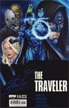 Stan Lees The Traveler #12 Regular Chad Hardin Cover