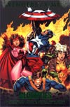 Avengers X-Men Bloodties HC Premiere Edition Book Market Cover