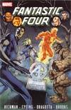 Fantastic Four By Jonathan Hickman Vol 4 TP