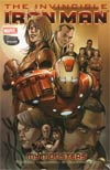 Invincible Iron Man Vol 7 My Monsters TP