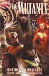 New Mutants Vol 4 Unfinished Business HC