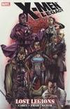 X-Men Legacy Vol 8 Lost Legions HC