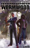 Garth Ennis Chronicles Of Wormwood Last Battle TP
