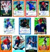 Topps 2011 Bowman Chrome Baseball Trading Cards Box