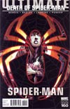 Ultimate Comics Spider-Man #160 2nd Ptg Mark Bagley Variant Cover (Death Of Spider-Man Tie-In)