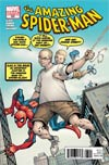 Amazing Spider-Man Vol 2 #669 Midtown Exclusive Youre Spider-Man Todd Nauck Variant Cover (Spider-Island Tie-In)