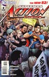 Action Comics Vol 2 #3 Cover A Regular Rags Morales Cover