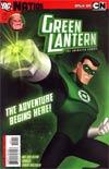 Green Lantern The Animated Series #0