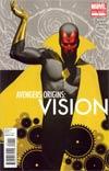 Avengers Origins Vision #1