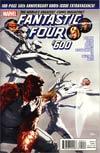 Fantastic Four Vol 3 #600 Regular Gabriele Dell Otto Cover