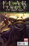Fear Itself #7.3 Iron Man Regular Salvador Larroca Cover (Shattered Heroes Tie-In)