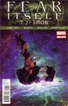 Fear Itself #7.2 Thor Regular Adam Kubert Cover (Shattered Heroes Tie-In)