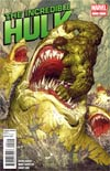 Incredible Hulk Vol 4 #2 1st Ptg Regular Marc Silvesteri Cover (Shattered Heroes Tie-In)