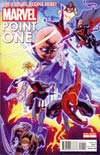 Point One #1 Regular Adam Kubert Cover - Save $2 (33% off)! - Special Midtown price of $3.99
