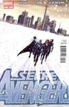 Secret Avengers #19 Regular John Cassaday Cover