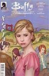 Buffy The Vampire Slayer Season 9 #3 Regular Steve Morris Cover