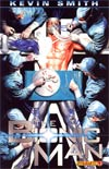 Bionic Man #4 Regular Alex Ross Cover