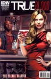 True Blood French Quarter #4 Regular Joe Corroney Cover