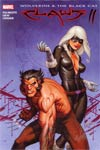 Wolverine & Black Cat Claws 2 HC