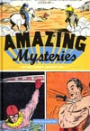 Amazing Mysteries Bill Everett Archives Vol 1 HC