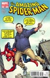 Amazing Spider-Man Vol 2 #669 Incentive Dan Slott Is Spider-Man Variant Cover