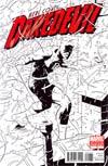 Daredevil Vol 3 #1 2nd Ptg Paolo Rivera Variant Cover