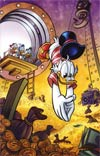 Ducktales Vol 3 #4 Incentive Leonel Castellani Virgin Cover