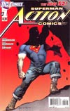 Action Comics Vol 2 #1 Cover E 2nd Ptg Rags Morales Variant Cover