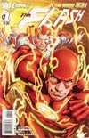Flash Vol 4 #1 Variant Ivan Reis Cover