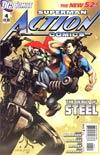 Action Comics Vol 2 #4 Cover A Regular Rags Morales Cover