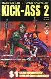 Kick-Ass 2 #6 Regular John Romita Jr Cover