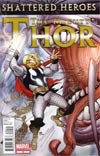 Mighty Thor #9 (Shattered Heroes Tie-In)