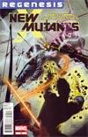 New Mutants Vol 3 #35 Regular Leo Fernandez Cover (X-Men Regenesis Tie-In)