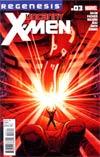 Uncanny X-Men Vol 2 #3 (X-Men Regenesis Tie-In)
