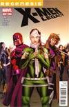 X-Men Legacy #260 (X-Men Regenesis Tie-In)