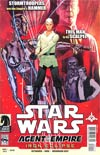 Star Wars Agent Of The Empire Iron Eclipse #1 Regular Stephane Roux Cover