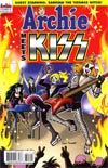 Archie #627 (Archie Meets KISS Part 1) Regular Dan Parent Cover