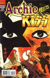 Archie #628 (Archie Meets KISS Part 2) Variant Francesco Francavilla Cover