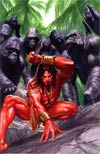 Lord Of The Jungle #1 DF Exclusive Alex Ross Virgin Cover