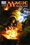 Magic The Gathering #1 Regular Aleksi Briclot Cover