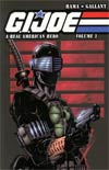 GI Joe A Real American Hero Vol 3 TP