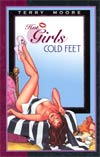 Terry Moore Sketchbook Vol 1 Hot Girls & Cold Feet TP