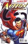 Action Comics Vol 2 #2 Cover B Variant Ethan Van Sciver Cover