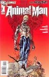 Animal Man Vol 2 #1 2nd Ptg