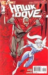 Hawk And Dove Vol 5 #1 2nd Ptg