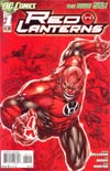 Red Lanterns #1 2nd Ptg