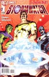 Stormwatch Vol 3 #1 Cover B 2nd Ptg
