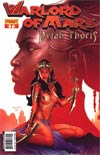Warlord Of Mars Dejah Thoris #7 Regular Paul Renaud Cover